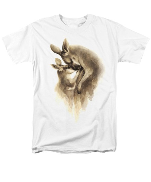 Strong Bond Men's T-Shirt  (Regular Fit) by Elisa Sbingu
