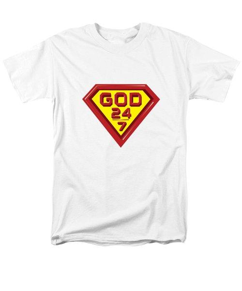 3 D Red/yellow Designer Design Men's T-Shirt  (Regular Fit)
