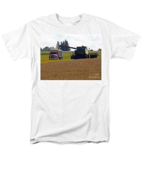 August Harvest Men's T-Shirt  (Regular Fit) by J McCombie
