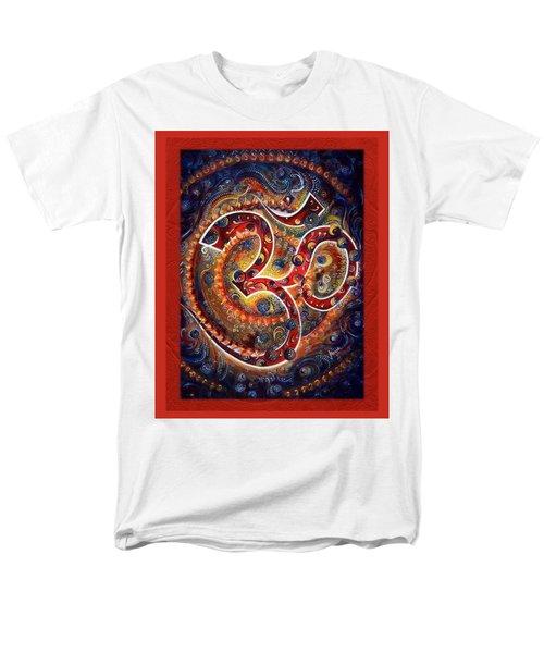 Aum - Vibrations Of Supreme Men's T-Shirt  (Regular Fit)
