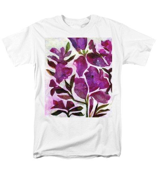 Azaleas Men's T-Shirt  (Regular Fit) by Julie Maas