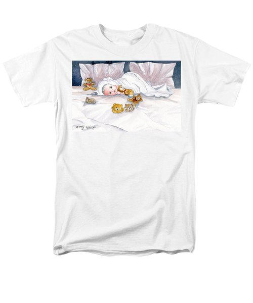 Baby And Friends Men's T-Shirt  (Regular Fit) by Melly Terpening