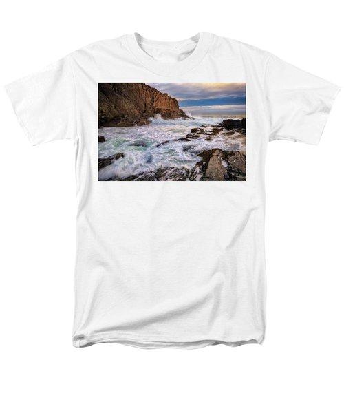 Bald Head Cliff Men's T-Shirt  (Regular Fit) by Rick Berk