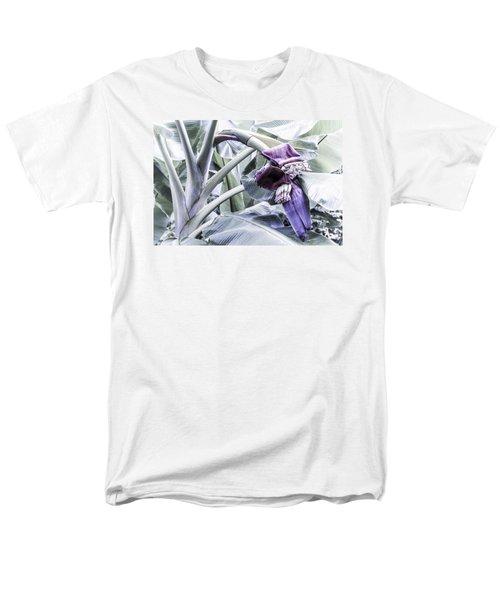 Banana Beginnings In Cool Shades Men's T-Shirt  (Regular Fit) by Kerri Ligatich