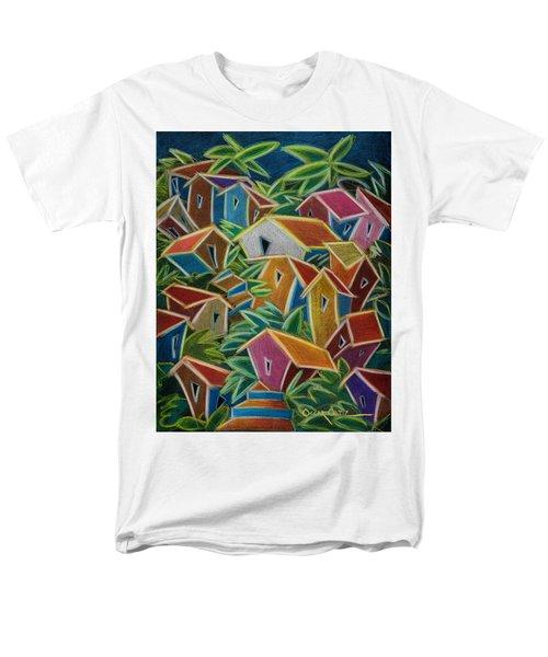 Barrio Lindo Men's T-Shirt  (Regular Fit) by Oscar Ortiz