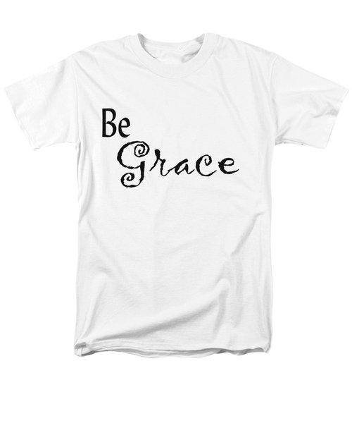 Be Grace Men's T-Shirt  (Regular Fit) by Kerri Mortenson
