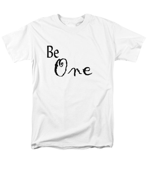 Be One Men's T-Shirt  (Regular Fit) by Kerri Mortenson