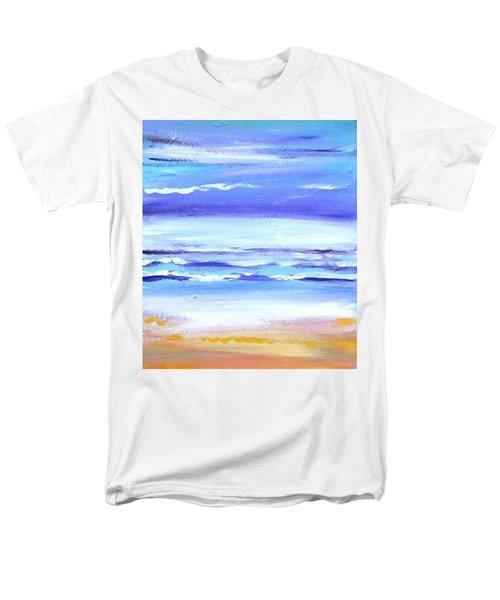 Beach Dawn Men's T-Shirt  (Regular Fit) by Winsome Gunning