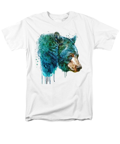 Bear Head Men's T-Shirt  (Regular Fit)