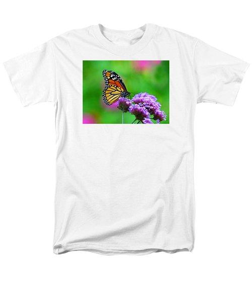 Beautiful Monarch Men's T-Shirt  (Regular Fit)
