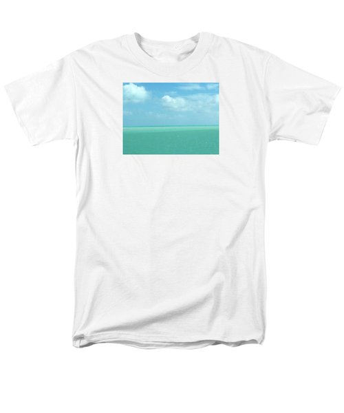 Beautiful Waters Men's T-Shirt  (Regular Fit) by Robin Regan