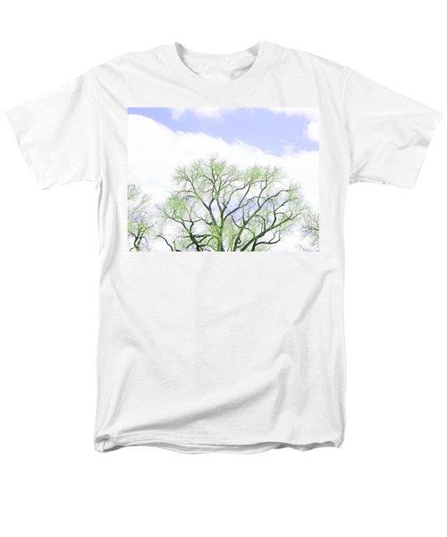 Beginnings Men's T-Shirt  (Regular Fit) by Lenore Senior
