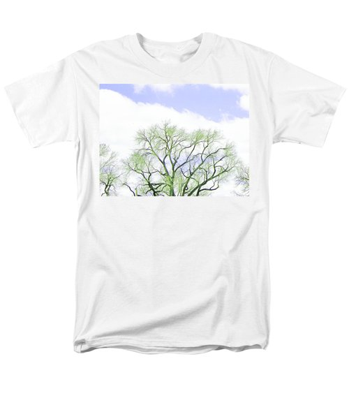 Beginnings Men's T-Shirt  (Regular Fit)