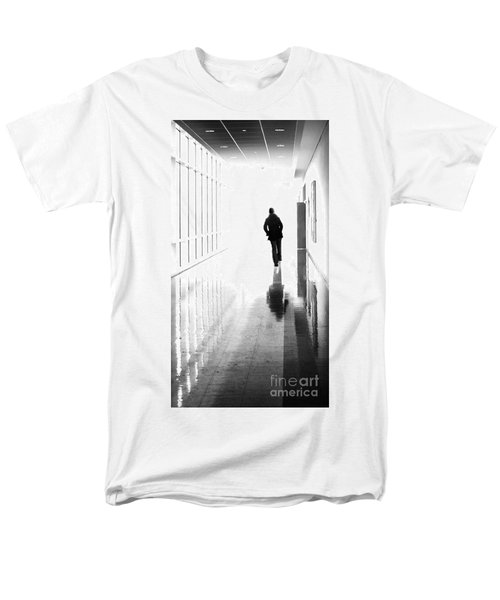 Being Alone Doesnt Mean Youre Free Men's T-Shirt  (Regular Fit) by Dana DiPasquale