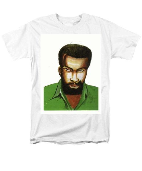 Ben Okri Men's T-Shirt  (Regular Fit) by Emmanuel Baliyanga
