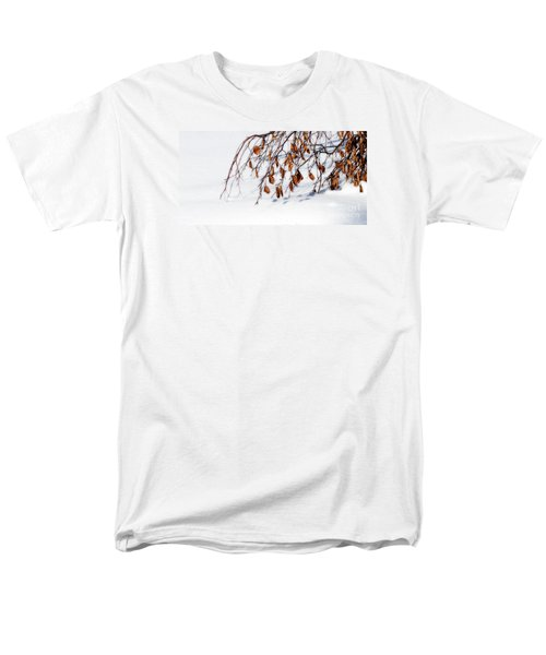 Bending With Silent Reach Men's T-Shirt  (Regular Fit) by Linda Shafer