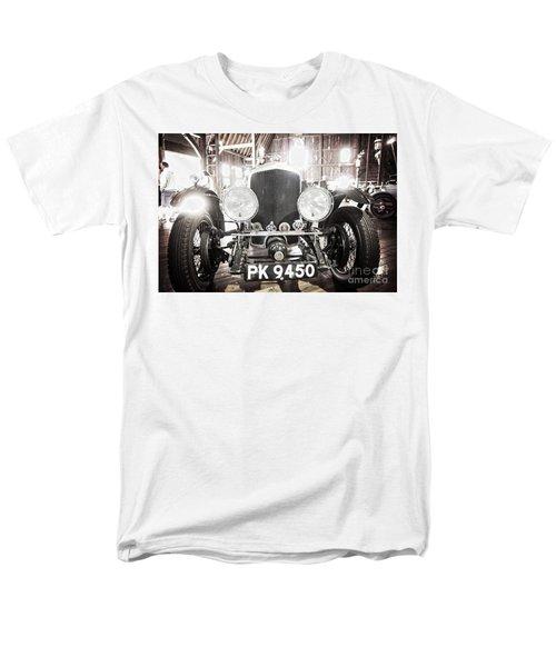 Bentley Men's T-Shirt  (Regular Fit) by Randall Cogle