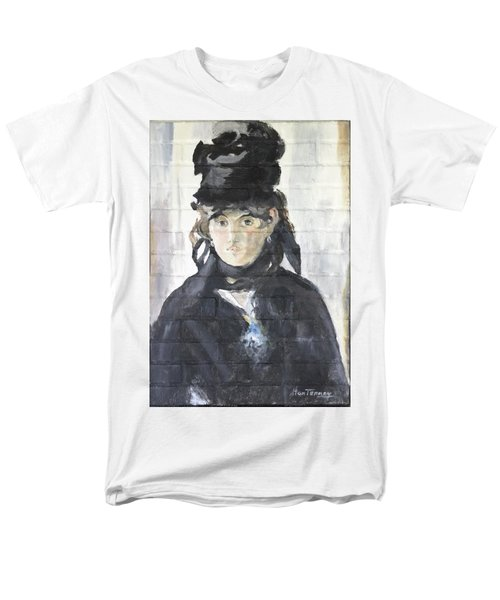 Berthe Morisot Men's T-Shirt  (Regular Fit) by Stan Tenney