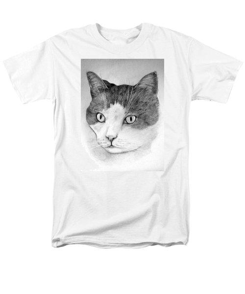 Men's T-Shirt  (Regular Fit) featuring the drawing Big Boy Baily by John Stuart Webbstock