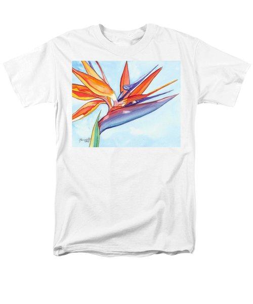 Bird Of Paradise IIi Men's T-Shirt  (Regular Fit)