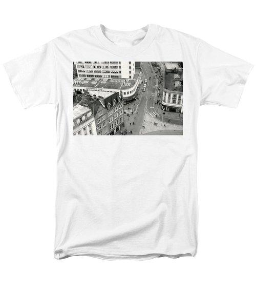 Birds Eye View Men's T-Shirt  (Regular Fit)