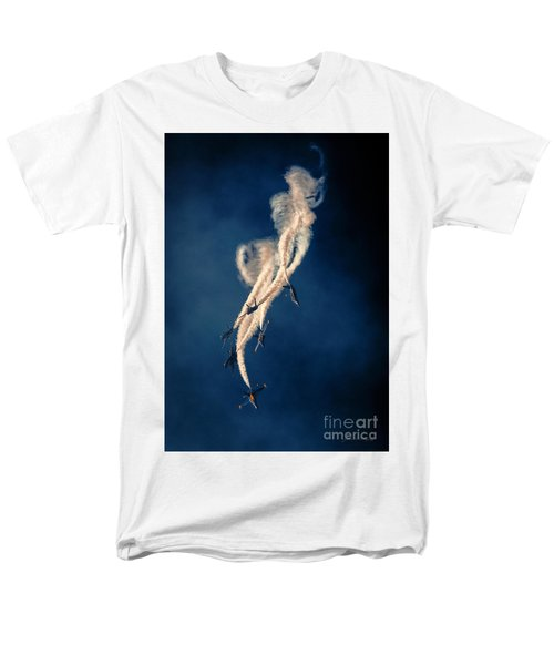 Blue Angels Breakout Men's T-Shirt  (Regular Fit) by John A Rodriguez