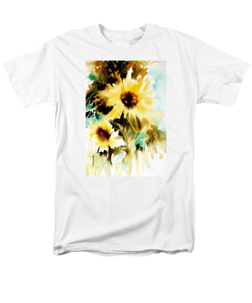 Men's T-Shirt  (Regular Fit) featuring the painting Bold And Beautiful by Rae Andrews