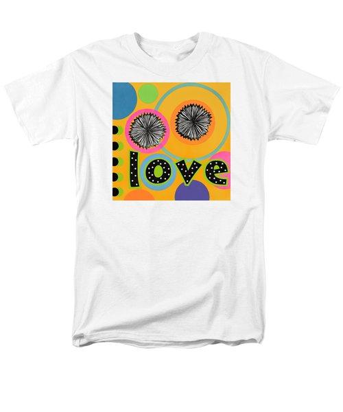 Bold Love Men's T-Shirt  (Regular Fit) by Gloria Rothrock
