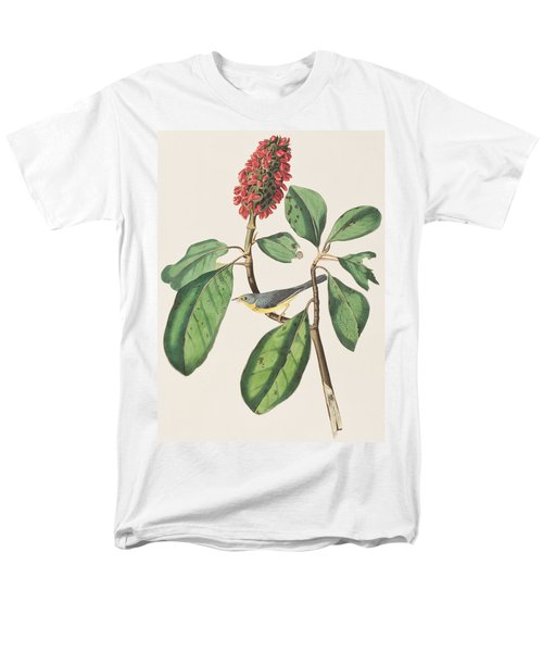 Bonaparte's Flycatcher Men's T-Shirt  (Regular Fit) by John James Audubon