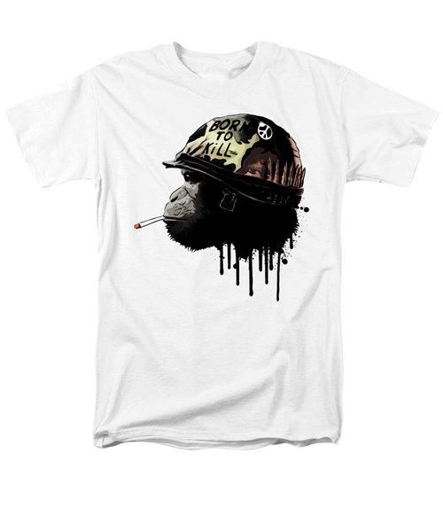 Born To Kill Men's T-Shirt  (Regular Fit) by Nicklas Gustafsson