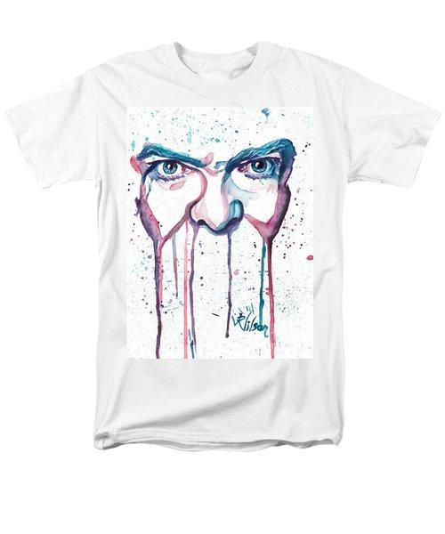 Bowie Men's T-Shirt  (Regular Fit) by D Renee Wilson