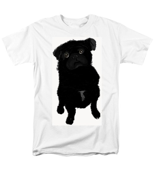 Men's T-Shirt  (Regular Fit) featuring the photograph Brig by Paula Brown