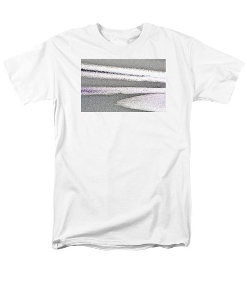 Bright Sun On The Ice  Men's T-Shirt  (Regular Fit) by Lyle Crump