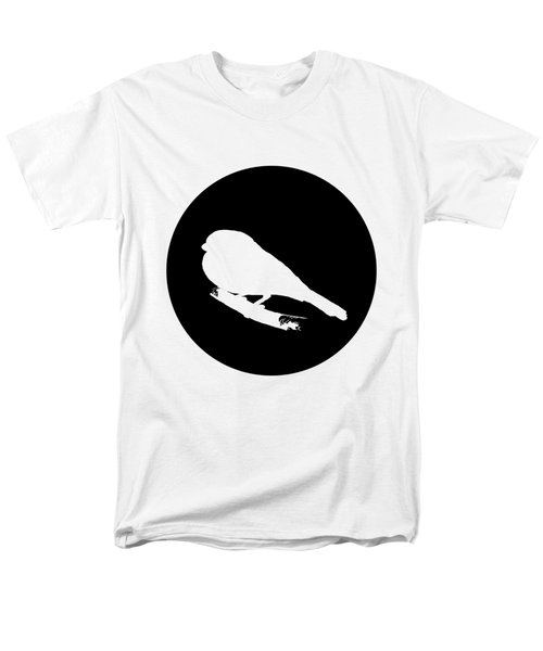 Bullfinch Men's T-Shirt  (Regular Fit)
