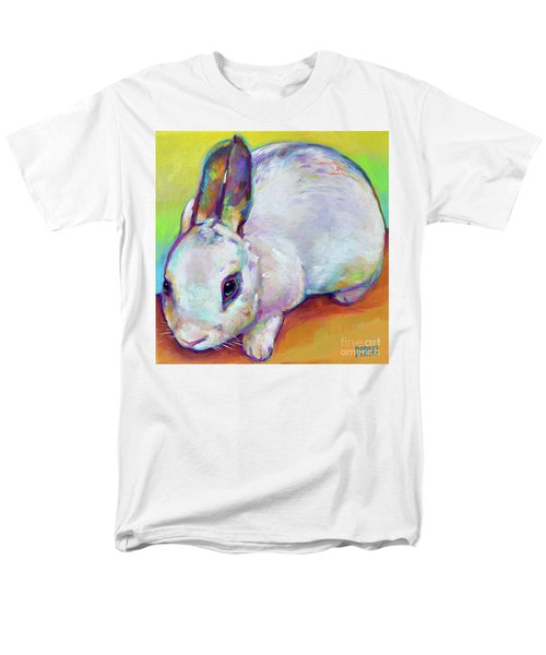 Men's T-Shirt  (Regular Fit) featuring the painting Bunny by Robert Phelps