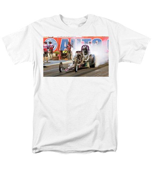 Burn Out  Men's T-Shirt  (Regular Fit) by John Swartz