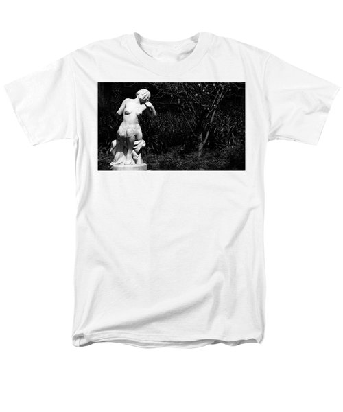 Men's T-Shirt  (Regular Fit) featuring the photograph But Still Smiling by Lorraine Devon Wilke