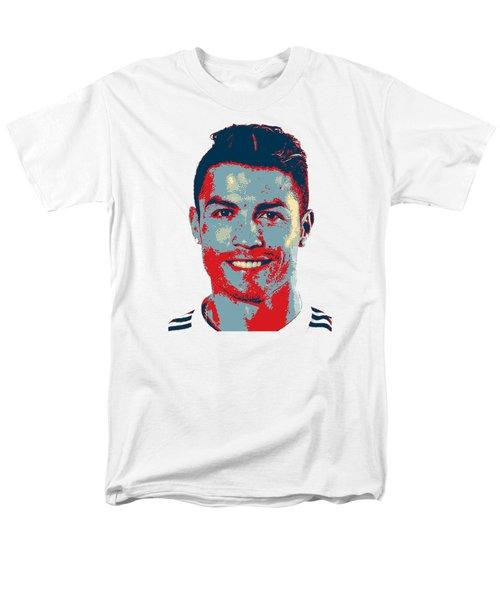 C. Ronaldo Men's T-Shirt  (Regular Fit) by Pillo Wsoisi
