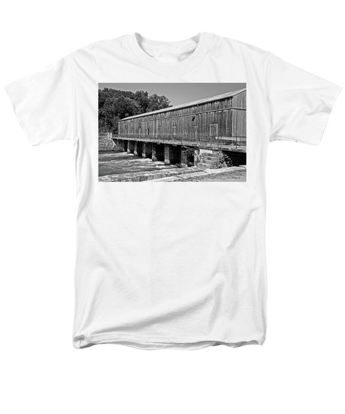 Canal Headgates Men's T-Shirt  (Regular Fit) by Kay Lovingood