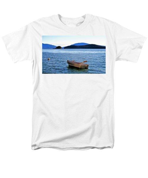 Canoe Men's T-Shirt  (Regular Fit) by Martin Cline