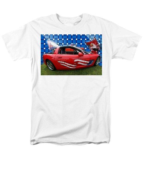 Carmerica II Men's T-Shirt  (Regular Fit) by Mustafa Abdullah