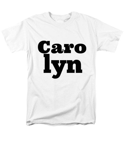 Carolyn Men's T-Shirt  (Regular Fit) by Alice Gipson