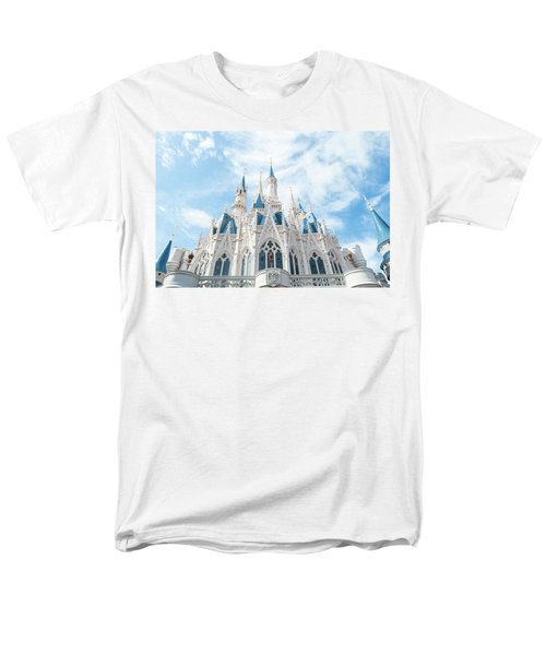 Castle Sky Men's T-Shirt  (Regular Fit) by Pamela Williams