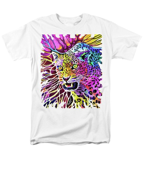 Cat Beauty Men's T-Shirt  (Regular Fit) by Anthony Mwangi