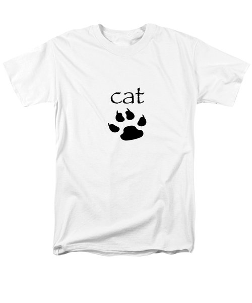 cat Men's T-Shirt  (Regular Fit) by Bill Owen