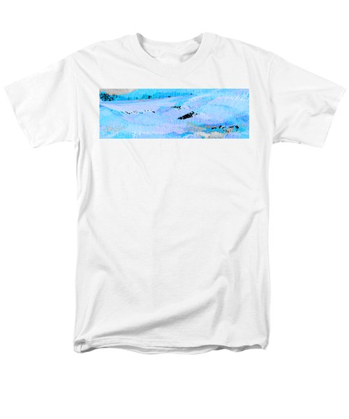 Catching Waves Men's T-Shirt  (Regular Fit) by Stephanie Grant