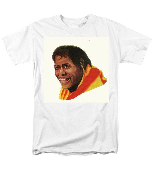 Cathy Freeman Men's T-Shirt  (Regular Fit) by Emmanuel Baliyanga