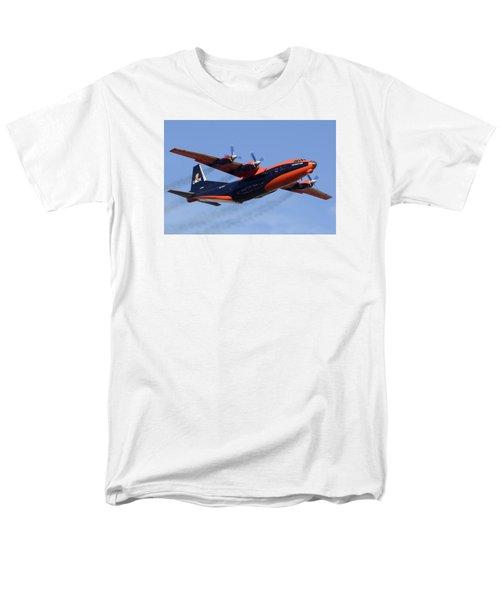 Cavok Air Antonov An-12b Ur-ckl Phoenix Sky Harbor December 2 2015 Men's T-Shirt  (Regular Fit) by Brian Lockett