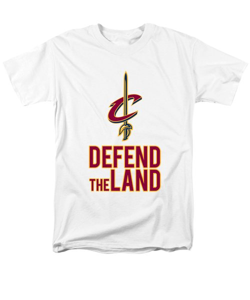 Cavs1 Men's T-Shirt  (Regular Fit) by Jarryd Laurel