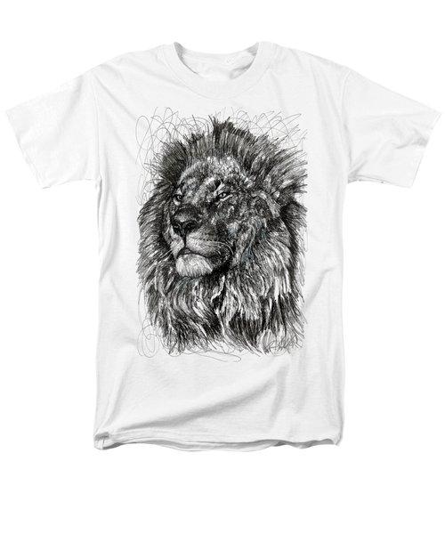 Cecil The Lion Men's T-Shirt  (Regular Fit)